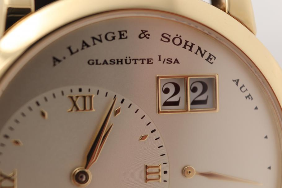 A. Lange & Söhne Lange 1 - unworn after service