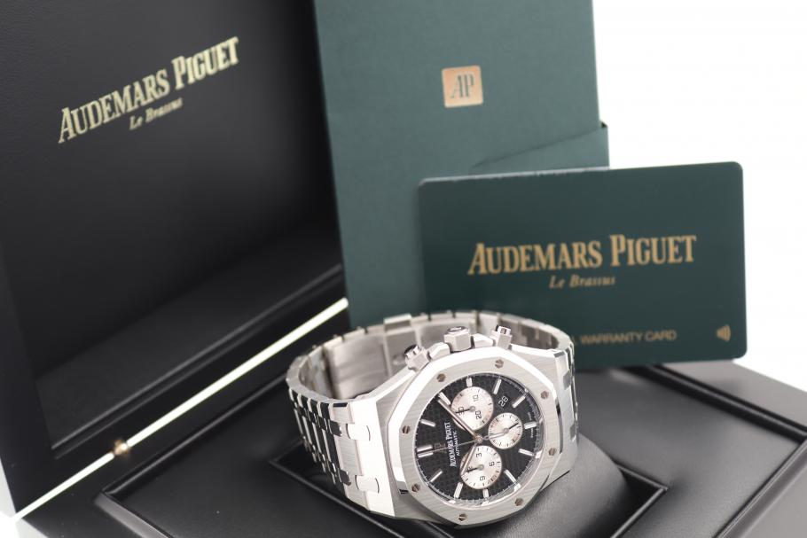 Audemars Piguet Royal Oak Chronograph ungetragen