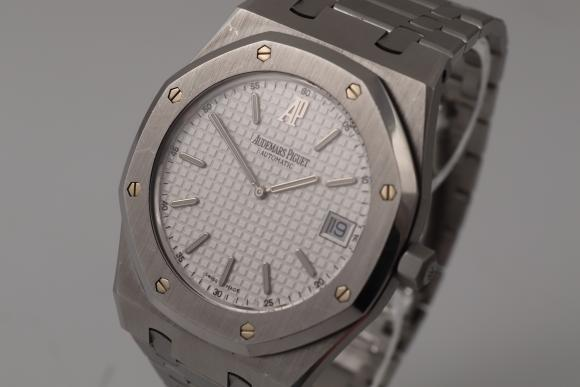 Audemars Piguet Royal Oak Ref. 15202ST Service 2020!