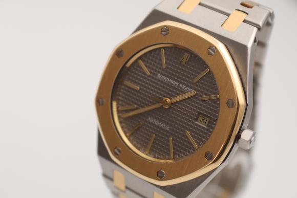 Audemars Piguet Royal Oak Stahl/Gold