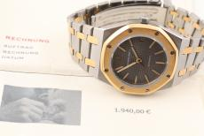 Audemars Piguet Royal Oak steel/ gold Automatic
