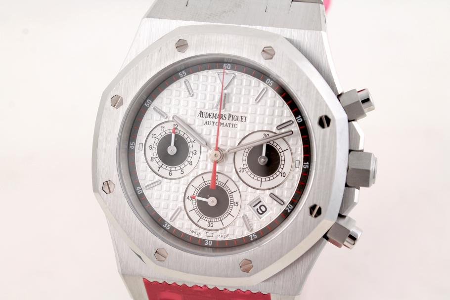 Audemars Piguet Royal Oak verklebt