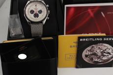 Breitling Chrono Matic Stahl 49 Chrono