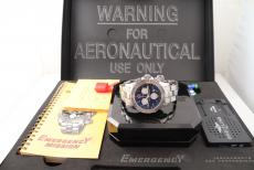 Breitling Chronometer Emergency