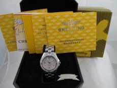 Breitling Colt Ocean Damenuhr mit Diamantbesatz