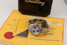 Breitling Colt Stahl