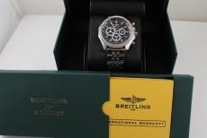 Breitling For Bentley Chrono Stahl
