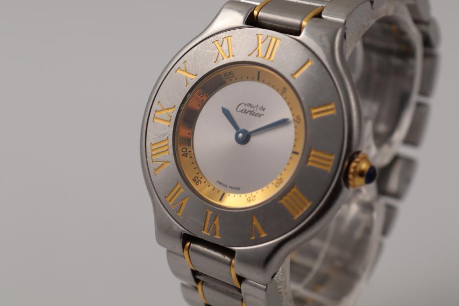 Cartier 21 Must de Cartier
