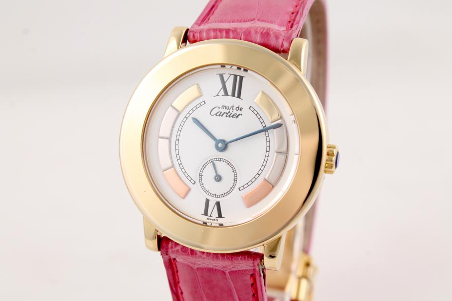 Cartier Must De Plaque