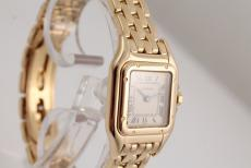 Cartier Panthere Gelbgold Lady