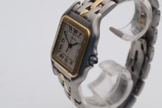 Cartier Panthere Stahl/ Gold