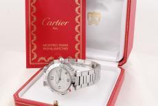 Cartier Pasha C GMT Automatik