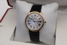 Cartier Ronde Louis Privee 18K Gold NOS