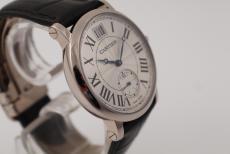 Cartier Rotonde 18C Whitegold unworn