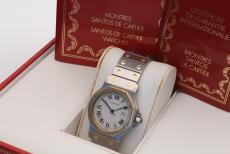Cartier Santos Ronde Automatik 30mm
