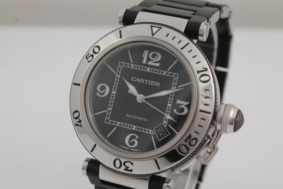 Cartier Seatimer Automatik 40mm