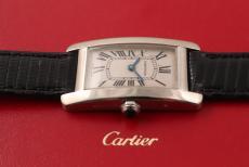 Cartier Tank Americaine Damenuhr