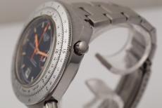 Heuer Calculator Chronograph