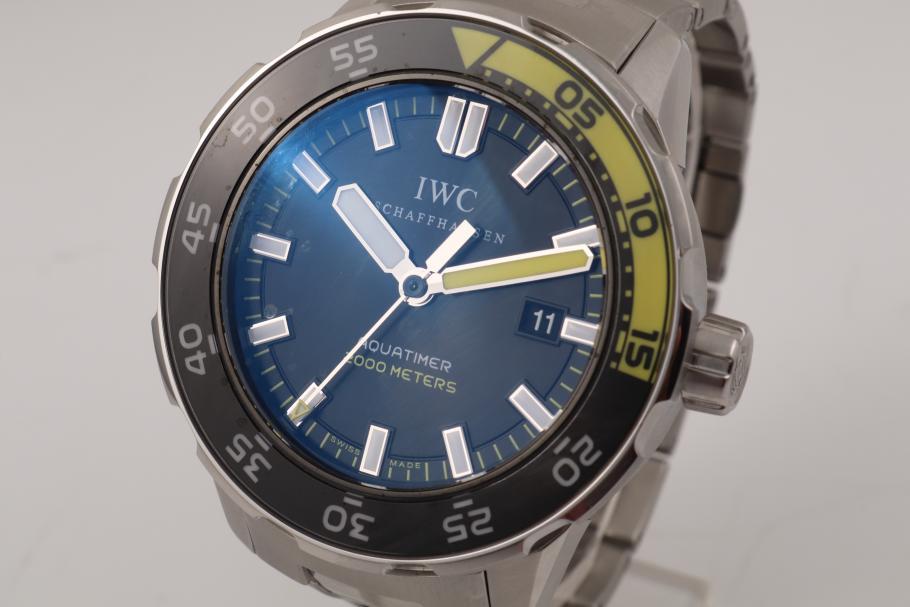 IWC Aquatimer 2000 Automatik
