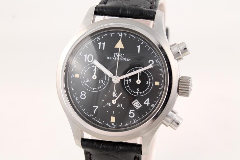 IWC Fliegerchronograph Ref. 3740
