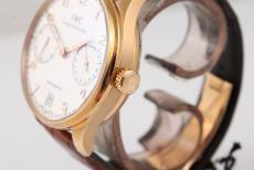 IWC Portugieser 8-Tage Rotgold