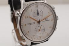 IWC Portugieser Rattrapante Chronograph
