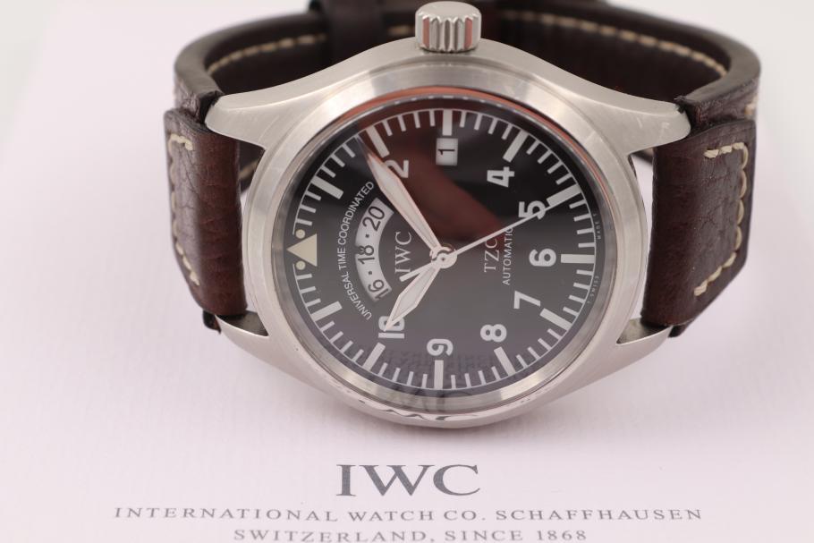 IWC Spitfire UTC Automatik