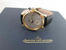 Jaeger-LeCoultre Master Date Day in Gelbgold