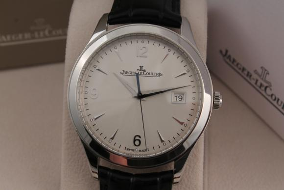 Jaeger-LeCoultre Master Date Stahl