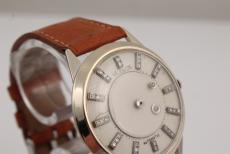 Jaeger-LeCoultre Memovox 50er Jahre mit mystery-dial