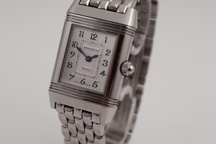 Jaeger-LeCoultre Reverso Duoface Lady Stahl