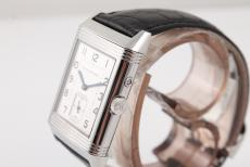 Jaeger-LeCoultre Reverso Duoface Stahl Night/ Day