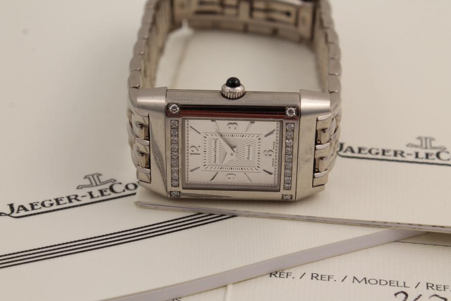 Jaeger-LeCoultre Reverso Lady Joillarie Weißgold