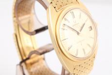Omega Constellation Automatik in Gelbgold