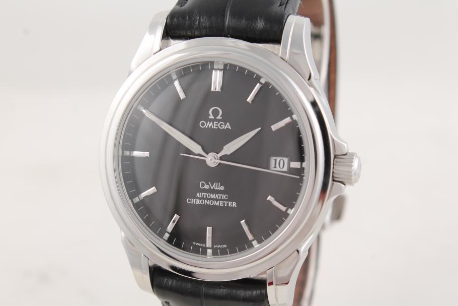 Omega De Ville Co Axial Escapement