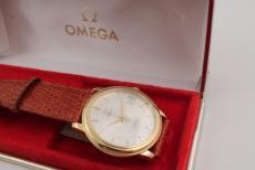 Omega De Ville Prestige Automatik Chronometer