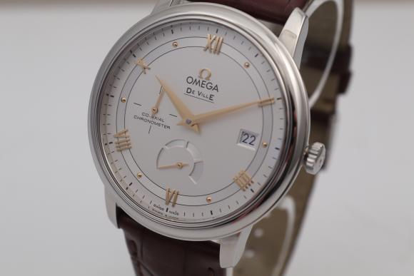 Omega De Ville Prestige Co-Axial Chronometer