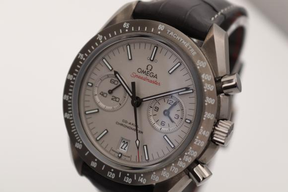 Omega Omega Speedmaster Grey Side Of the Moon
