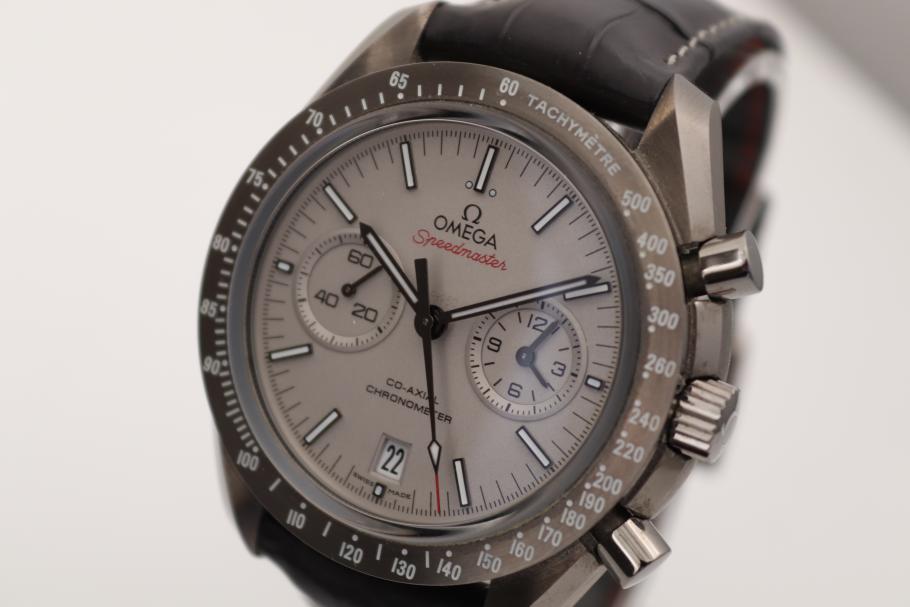 Omega Omega Speedmaster Grey Side Of the Moon