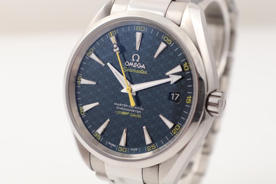 Omega Seamaster Aqua Terre James Bond 007