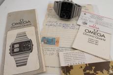 Omega Seamaster Chrono Quarz 1976