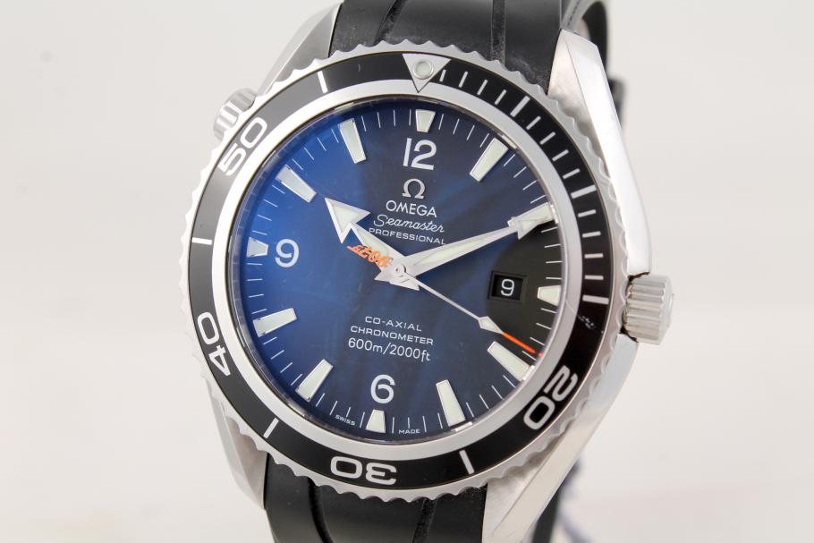 Omega Seamaster Planet Ocean Casino Royal