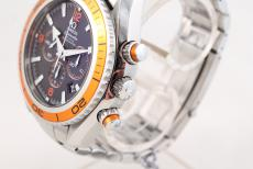 Omega Seamaster Planet Ocean Chronograph Stahl