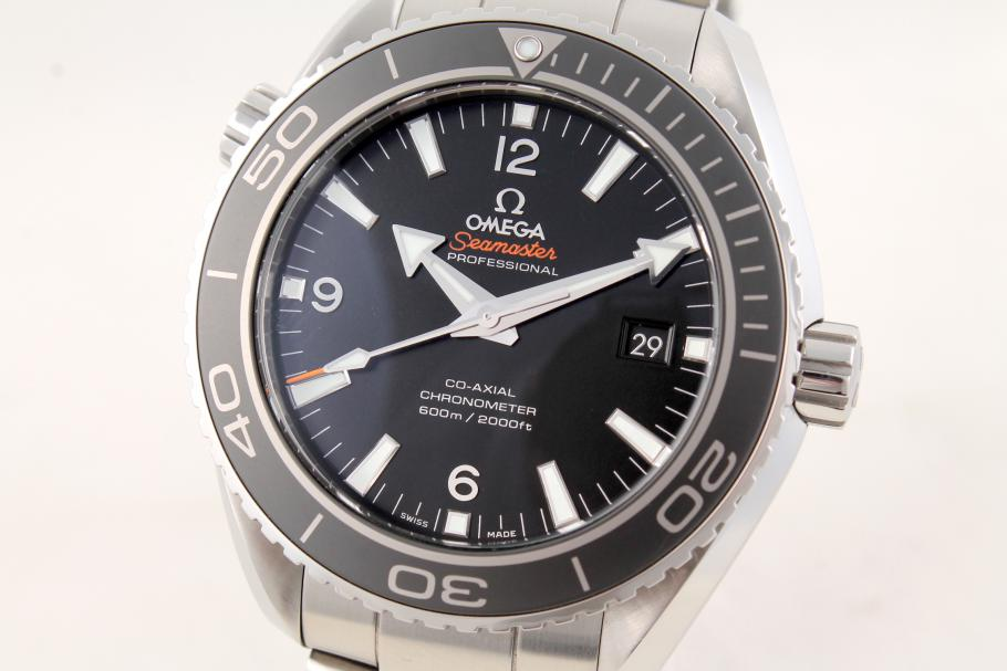 Omega Seamster Planet Ocean Big Size