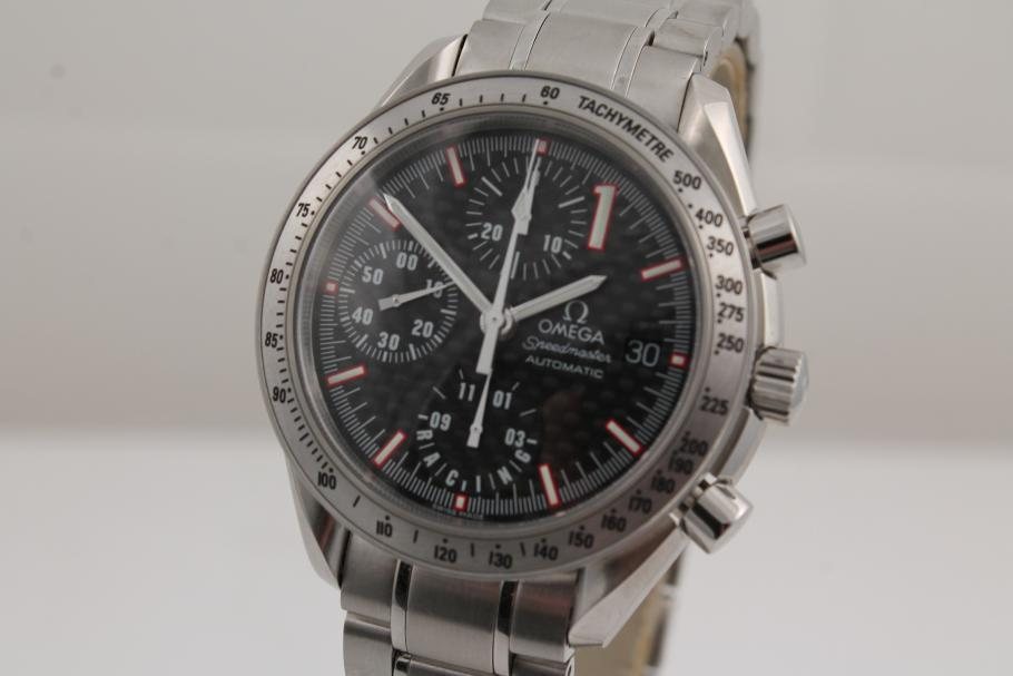 Omega Speedmaster Racing Schumacher Edition