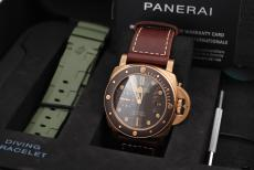 Panerai PAM00968 Submersible Bronze 47