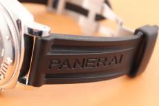 Panerai Submersible steel/ rubber