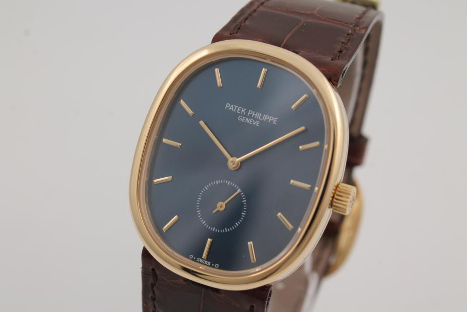 Patek Philippe Blue Ellipse Ref. 3978
