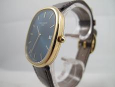 Patek Philippe Ellipse Ref. 3747 am Lederband
