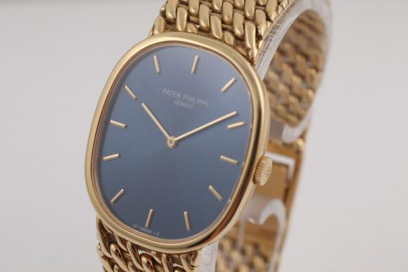 Patek Philippe Golden Ellipse Ref. 3848